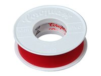 Tape Ruban D' Isolation Kopp Rouge 10Mmx15m - 2 Pcs