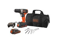 Perceuse-Visseuse Black + Decker 'BCD001BA10S-QW' 18V
