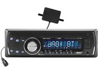 CALIBER Autoradio Bluetooth DAB+ (RMD234DBT)