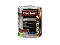 Lasure Wood Lover 'Color Chalet' Chocolat 2,5L