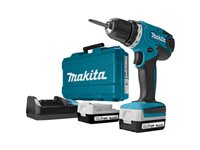Perceuse-Visseuse Makita 'DF347DWE' 14,4V