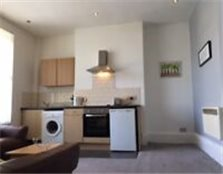 BEAUTIFUL One bed flat , Part Furnished,self contained, 1st floor FREE WI FI Modern, Safe, Clean, West Derby