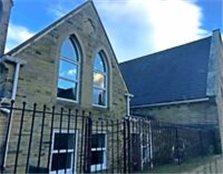 1 bedroom duplex property, 1 bed 1 bath, modern and bright, with good sized double bed Halifax