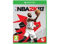 2K NBA 2K18 NL/FR Xbox One