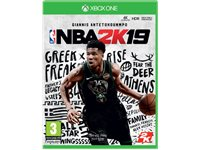 2K NBA 2K19 NL/FR Xbox One