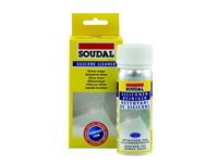 Nettoyant Silicone Soudal 100Ml d'occasion