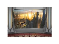 Papier Peint Photo 'Star Wars Coruscant Vieuw' d'occasion
