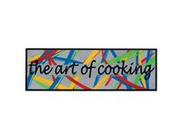 Occasion, Tapis De Cuisine 'Art Of Cooking' 50 X 150 Cm d'occasion