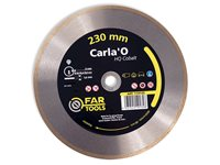 Disque Diamant Far Tools 'Carla'o HQ Cobalt' 23 Cm