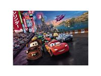 Sticker Komar 'Cars Race' 254 X 184 Cm d'occasion