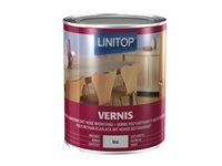 Vernis Linitop Mat 2,5L, occasion d'occasion