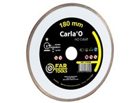 Disque Diamant Far Tools 'Carla'o HQ Cobalt' 18 Cm