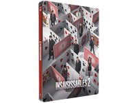 BELGA FILMS Insaisissables 2 Steelbook DVD