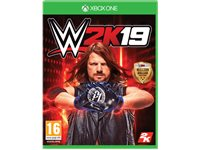 2K WWE 2K19 NL/FR Xbox One