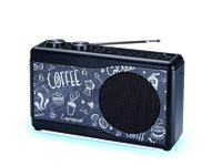 BIGBEN Radio Portable Coffee (TR23COFFEE)