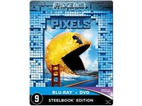 SONY PICTURES Pixels Blu-Ray