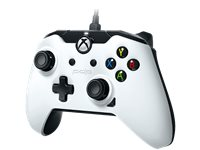 PDP Controller Xbox One Wit (048-082-NA-WH01)