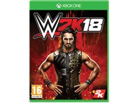 2K WWE 2K18 NL/FR Xbox One
