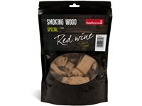Bois De Fumage Barbecook 'Smoking Wood' Vin Rouge, occasion d'occasion
