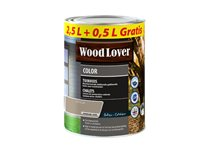 Lasure Wood Lover 'Color Chalet' Taupe 3L
