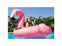 Flamant Rose Géant Intex 218 Cm d'occasion