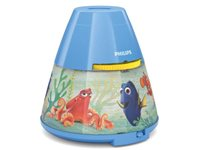Veilleuse/Projecteur Philips 'Finding Dory' 0,1W
