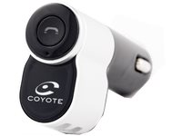 COYOTE Bluetooth Oortje + Autolader (2085)