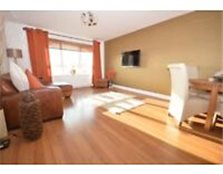 Stunning 1 bedroom new build property in Bonnyrigg with private parking available July
