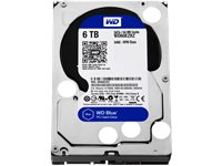 WESTERN DIGITAL Disque Dur Interne Blue 6 TB (WD60EZRZ)