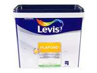 Peinture Plafond Levis Coquille D'oeuf Extra Mat 5L