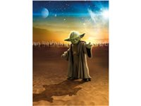 Papier Peint Photo 'Star Wars Master Yoda' d'occasion