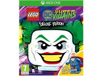 WARNER SW LEGO DC Super-Villains Deluxe Edition Xbox One