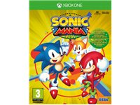KOCH MEDIA SW Sonic Mania Plus FR/UK Xbox One