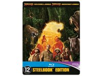 SONY PICTURES Jumanji: Welcome To The Jungle (Steelbook) - Blu-Ray