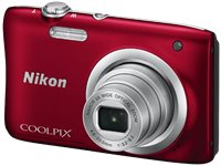 NIKON Appareil Photo Compact Coolpix A100 (VNA972E1)