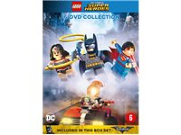 WARNER HOME VIDEO Lego DC Comics Super Heroes: 6-Films Collection DVD