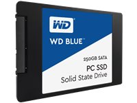 WESTERN DIGITAL Disque Dur SSD 250 GB Blue PC (WDS250G1B0A)