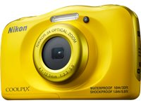 NIKON Appareil Photo Compact Coolpix W100 (VQA013E1)