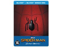 SONY PICTURES Spider-Man: Homecoming Blu-Ray (Steelbook)