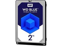 WESTERN DIGITAL Disque Dur Interne 2 TB Blue Mobile (WD20SPZX)