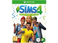 ELECTRONIC ARTS De Sims 4 Deluxe Party Edition NL Xbox One