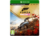 MICROSOFT SW Forza Horizon 4 Ultimate Edition NL/FR Xbox One