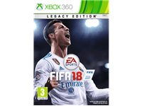 ELECTRONIC ARTS FIFA 18 Legacy Edition NL/FR Xbox 360