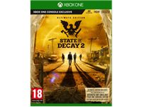 MICROSOFT SW State Of Decay 2 Ultimate Edition FR/NL Xbox One