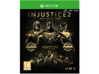 WARNER SW Injustice 2 Legendary Day One Edition Xbox One