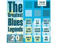BRILLIANT The Greatest Blues Legends CD