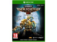 BIGBEN GAMES WARHAMMER 40.000: Inquisitor – Martyr NL/FR Xbox One