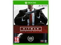 WARNER SW Hitman Definitive Edition NL/FR Xbox One