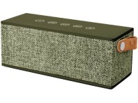 FRESH N REBEL Enceinte Portable Rockbox Brick Fabric Army (1RB3000AR)