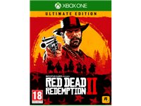 ROCKSTAR Red Dead Redemption 2 Ultimate Edition NL Xbox One